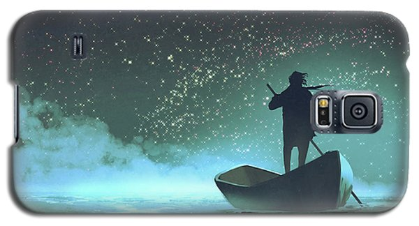 Journey To The New World Galaxy S5 Case