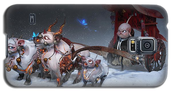 Journey To The West Galaxy S5 Case by Te Hu