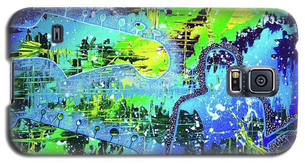 Journeyman Galaxy S5 Case by Melissa Goodrich