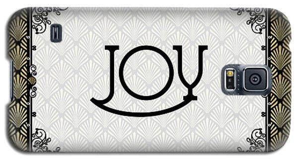 Joy - Art Deco Galaxy S5 Case