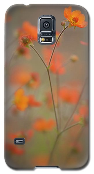 Galaxy S5 Case featuring the photograph Joy Dance by Jacqui Boonstra