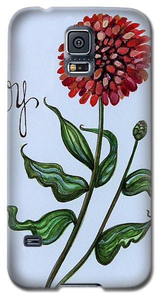 Joy Galaxy S5 Case by Elizabeth Robinette Tyndall
