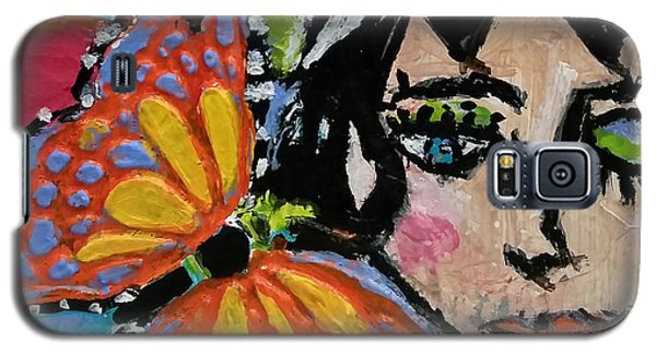 Joy - Vivid Vixen 10 Galaxy S5 Case