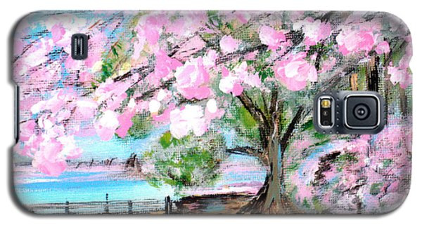 Joy Of Spring. For Sale Art Prints And Cards Galaxy S5 Case