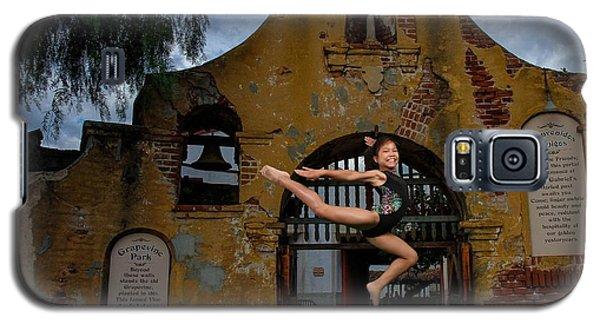 Joyful Jump Galaxy S5 Case by Robert Hebert