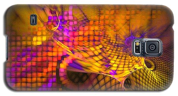 Joyride - Abstract Art Galaxy S5 Case