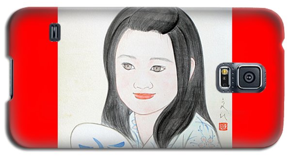 Jozen Mizu No Gotoshi Galaxy S5 Case