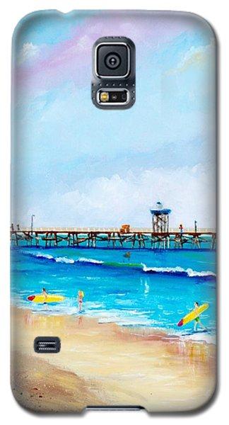 Jr. Lifeguards Galaxy S5 Case