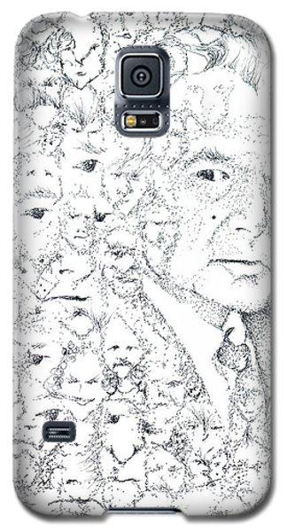 Juan Rulfo Sombra De Arreguin Galaxy S5 Case
