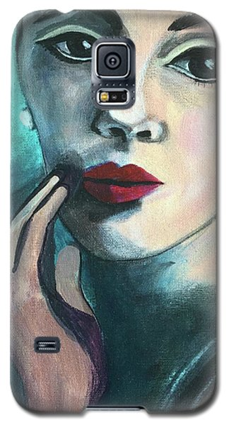 Silently Judging You Galaxy S5 Case