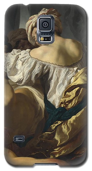 Judith In The Tent Of Holofernes Galaxy S5 Case