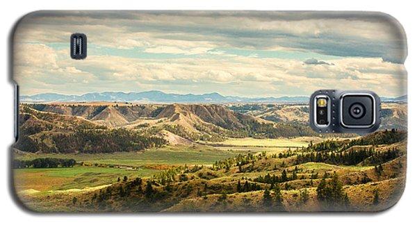 Judith River Breaks Galaxy S5 Case