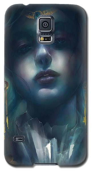 Judith V1 Galaxy S5 Case by Te Hu