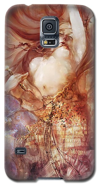 Judith V2 Galaxy S5 Case by Te Hu