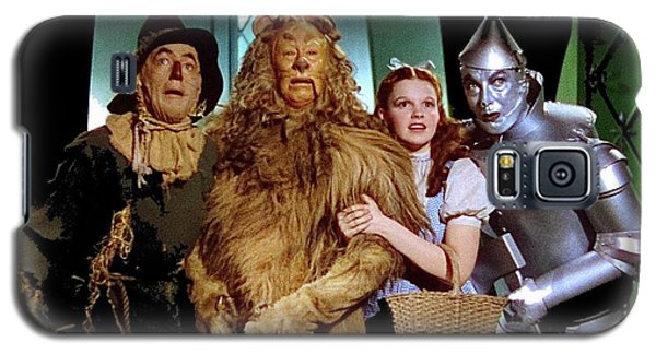 Judy Garland And Pals The Wizard Of Oz 1939-2016 Galaxy S5 Case