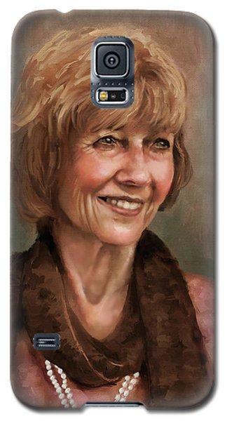 Mrs. Weaver Galaxy S5 Case