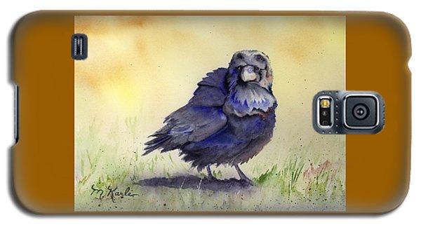 Judy's Raven Galaxy S5 Case