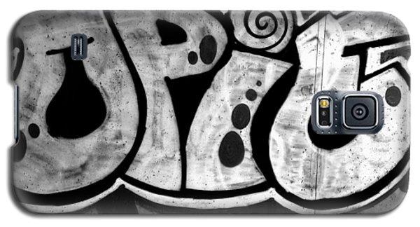 Juicy Black Pie Galaxy S5 Case