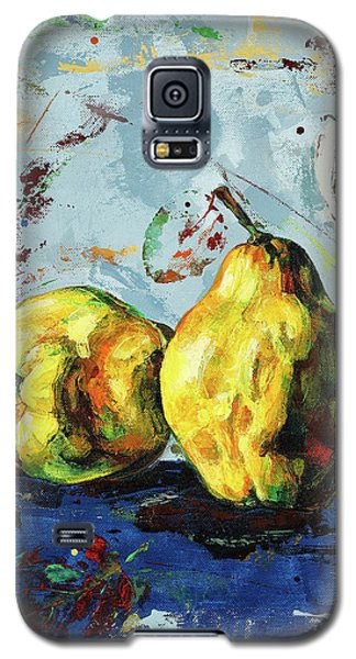 Juicy Quinces Galaxy S5 Case