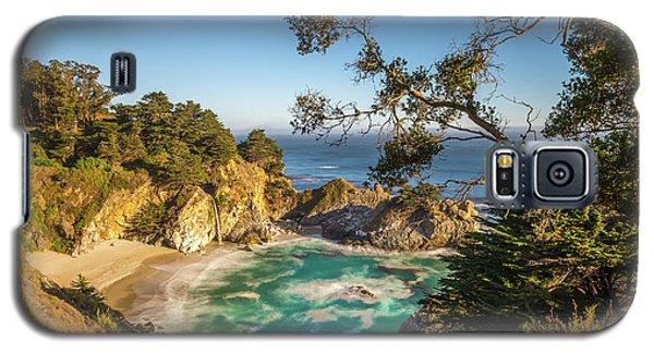 Julia Pfeiffer Burns State Park California Galaxy S5 Case