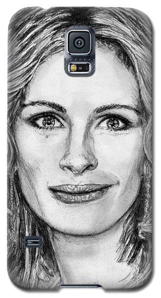 Julia Roberts In 2008 Galaxy S5 Case by J McCombie