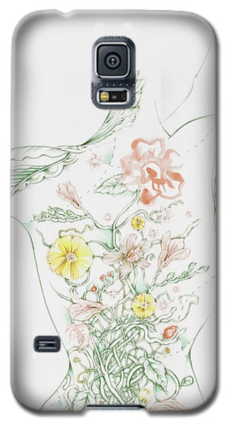 Julianna Galaxy S5 Case