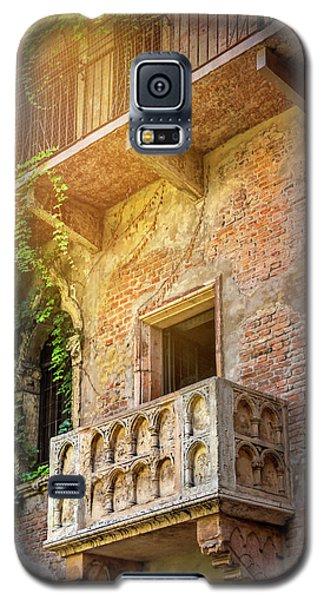 Juliets Balcony Verona Italy  Galaxy S5 Case