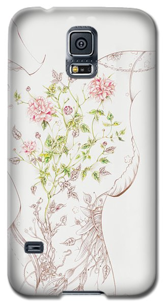 Juliette-sold Galaxy S5 Case