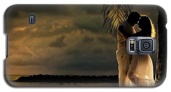 Julio And Blanca Riascos Galaxy S5 Case