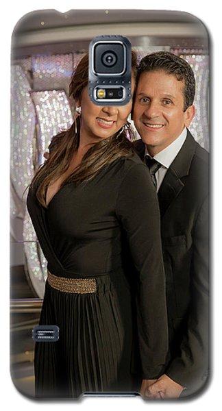 Julio Y Dianita Galaxy S5 Case