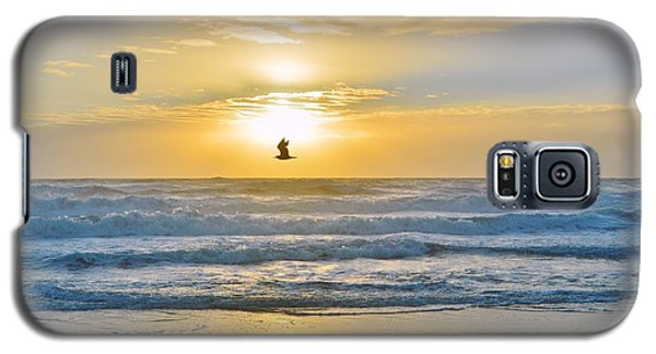 July 30 Sunrise Nh Galaxy S5 Case