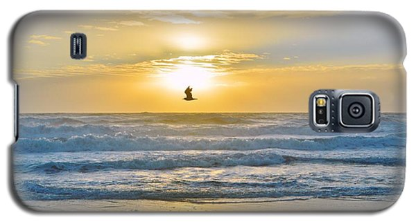 July 30 Sunrise Nh Galaxy S5 Case