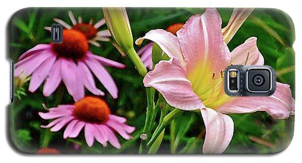 July Lily #10 Galaxy S5 Case
