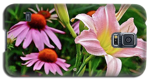 July Lily #10 Galaxy S5 Case