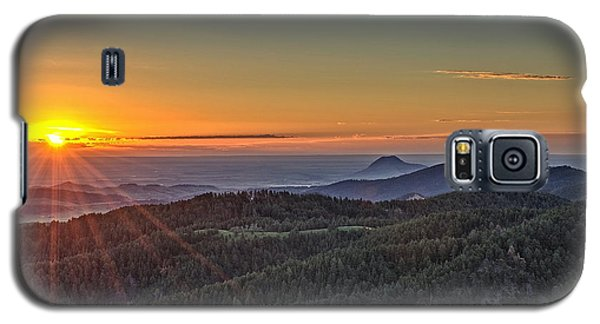 July Sunrise Galaxy S5 Case