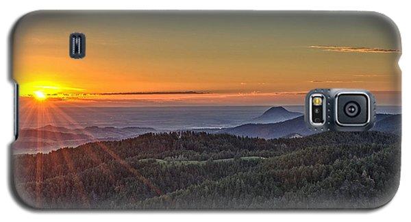 July Sunrise Galaxy S5 Case