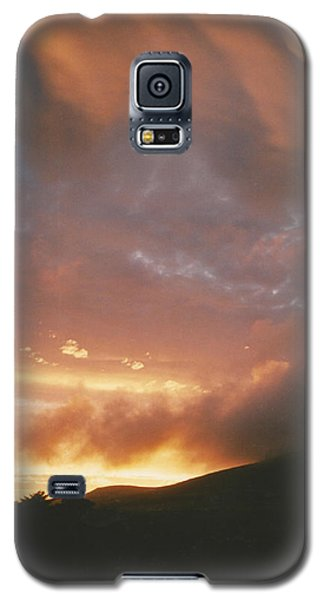 July Sunset Galaxy S5 Case