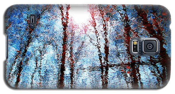 Jumbled Waters Galaxy S5 Case