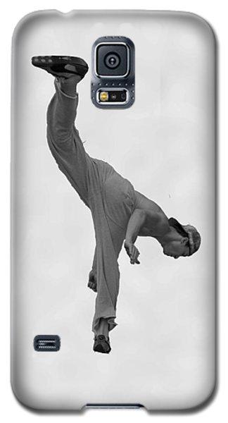 Jumping Man Galaxy S5 Case