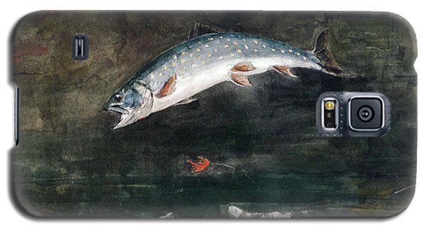 Jumping Trout Galaxy S5 Case