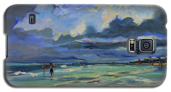 June Afternoon Tidepool Galaxy S5 Case