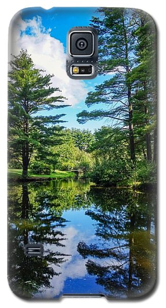 June Day At The Park Galaxy S5 Case