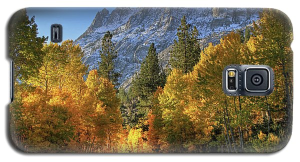 June Lake Loop Galaxy S5 Case by Donna Kennedy