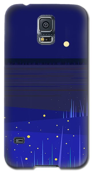 June Nights   Galaxy S5 Case
