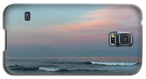 June Sky Seaside New Jersey Galaxy S5 Case