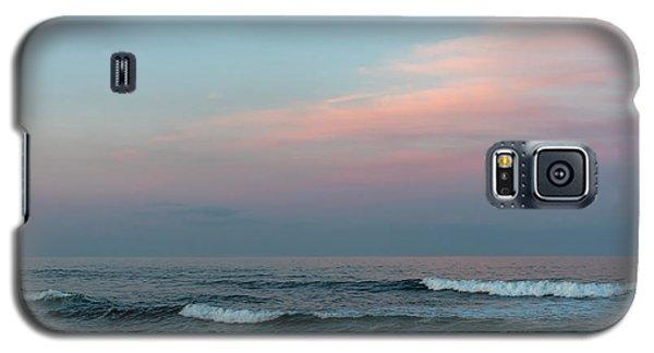 June Sky Seaside New Jersey Galaxy S5 Case