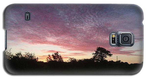 June Sunrise Galaxy S5 Case
