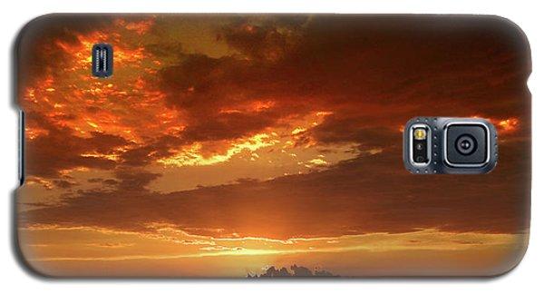 June Sunset Galaxy S5 Case