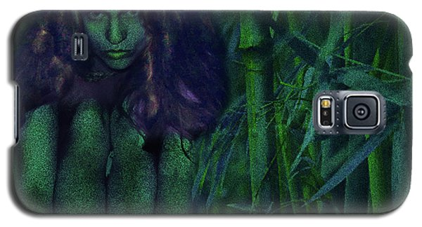 Jungle Fairy Galaxy S5 Case