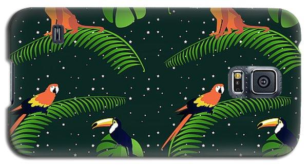 Jungle Fever Galaxy S5 Case
